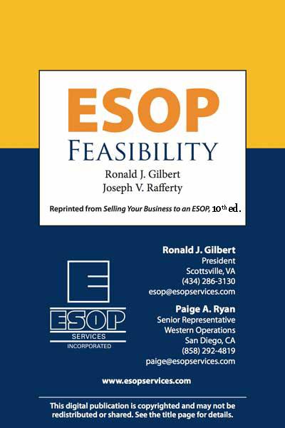 ESOP-Feasibility Book